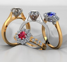 Choose A Ready Made Ring