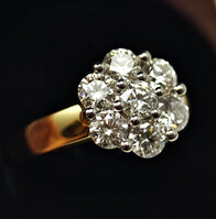 Diamond Cluster Normally $16500 NOW