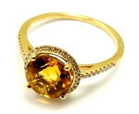 Citrine Ring Normally $1650 NOW....